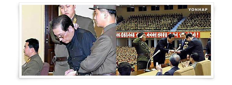 2. Устранение Чан Сон Тхэка - укрепление власти Ким Чон Ына с помощью политического террора