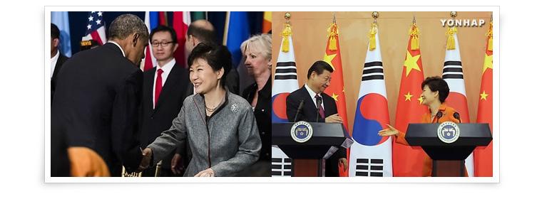4. La diplomacia presidencial de Park Geun Hye