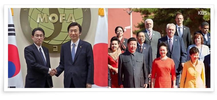 3. 朴槿恵大統領、首脳外交に尽力