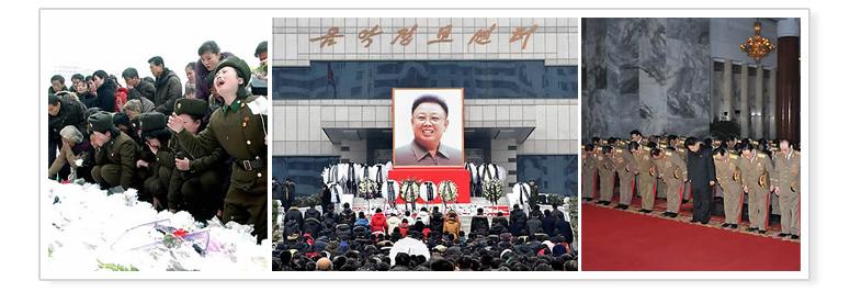1. Súbita muerte de Kim Jong Il