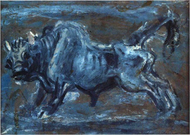 White Ox