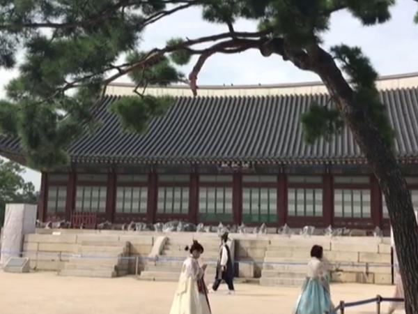 Gyeongbok Palace's Sujeongjeon (Jiphyeonjeon)