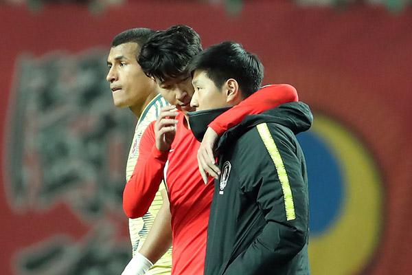 El Valencia CF dejará ir a Lee Kang In