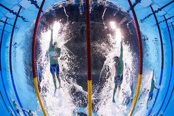 ¿Renovarán las plusmarcas de natación en Gwangju?