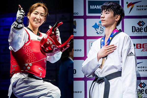 Taekwondistas coreanos triunfan en el Mundial 2019