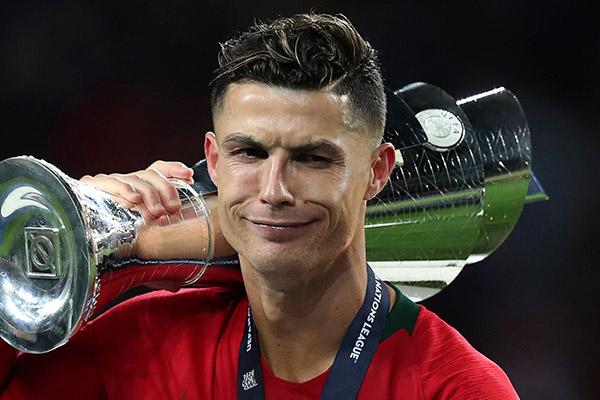 Corea desea ver jugar a Cristiano Ronaldo