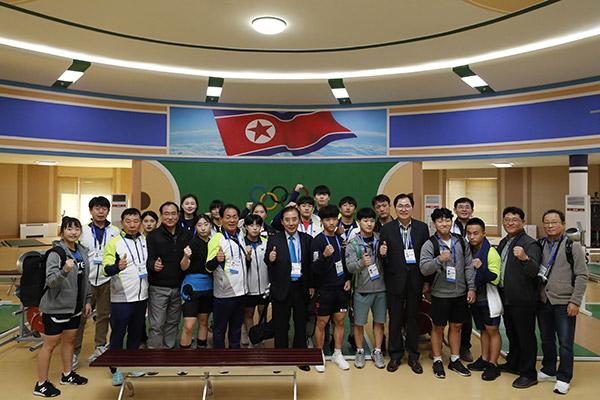 Pyongyang acoge el Campeonato de Halterofilia Júnior y Juvenil de Asia