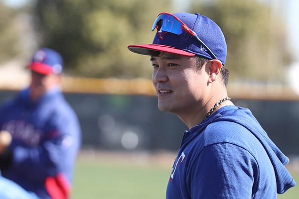 Choo Shin Soo se opera del hombro izquierdo