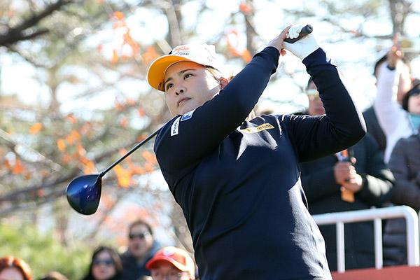 Park In Be: mejor golfista de la década