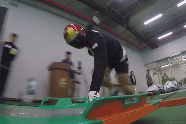 Yun Sung Bin suma otra medalla en Mundial de Skeleton