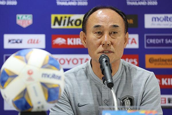 Corea se enfrentará a Australia en la AFC Sub-23