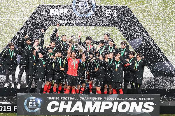 Corea del Sur en 40º puesto de la FIFA