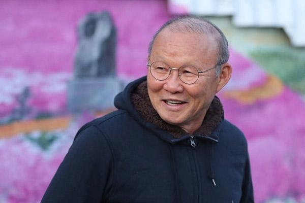 Park Hang Seo, director de la selección nacional de fútbol de Vietnam