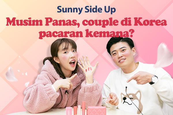Musim Panas, couple di Korea pacaran kemana?