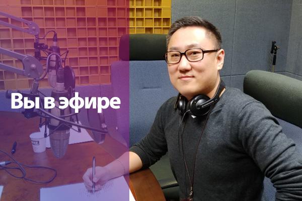 Андрей Михайлов из Новосибирска, часть 1