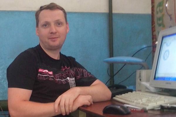 Андрей Чуб из посёлка Фащевка, Луганской области, часть 2