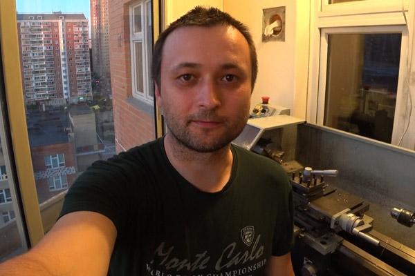Михаил Муханов из Балашихи, Московской области, часть 1