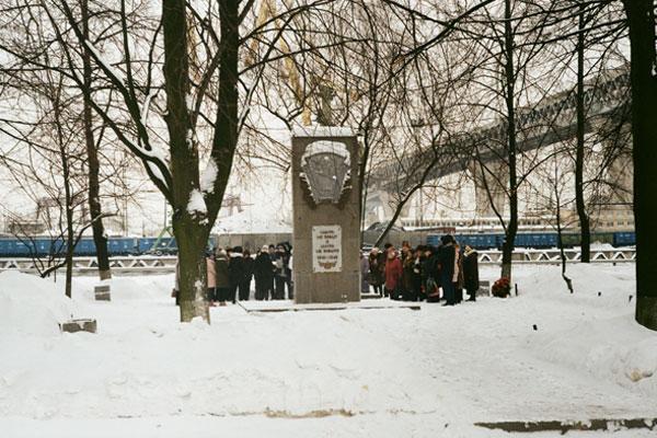 Андрей Терашкевич из Санкт-Петербурга, часть 1