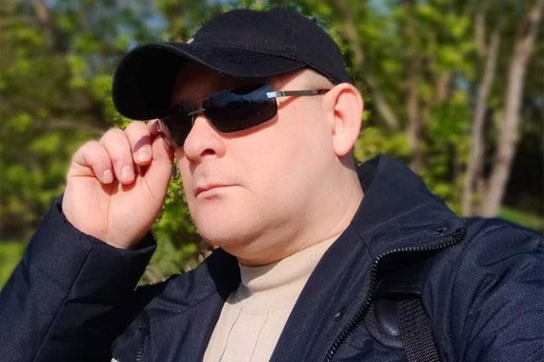 Михаил Данильчук из города Коломны Московской области, часть 1