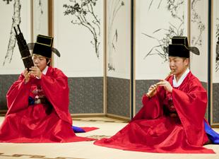 Saenghwang (생황) & Danso (단소)