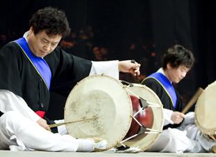 Buk & Janggu (북, 장구)