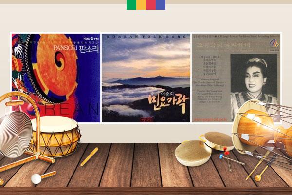 Nyanyian Rambut Putih / Nyanyian Gunung Geumgangsan / Gyeonwoo dan Jiknyeo