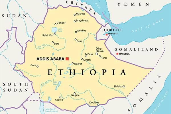 Abenteuer in Äthiopien