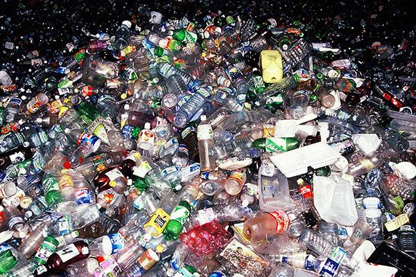 Plastik ohne Ende