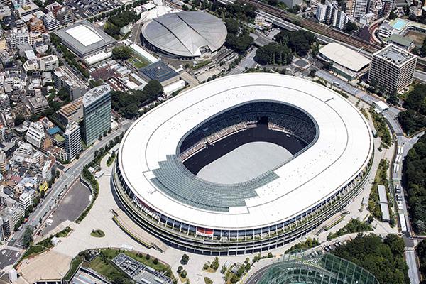 Olympische Spiele in Tokio (23.7. - 8.8.)