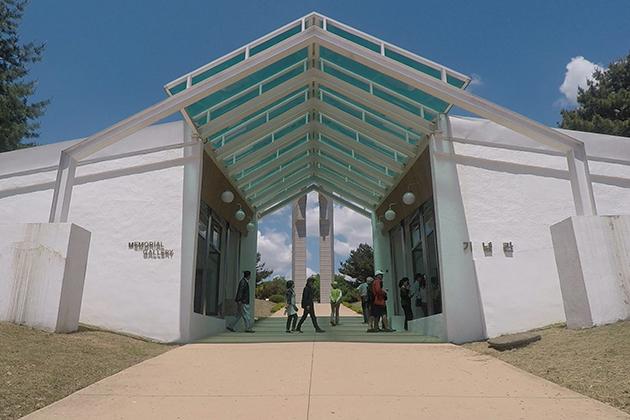 Baekma Hill Memorial Monument