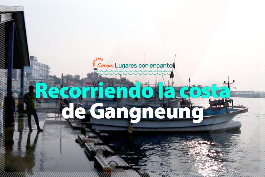 #22. Recorriendo la costa de Gangneung