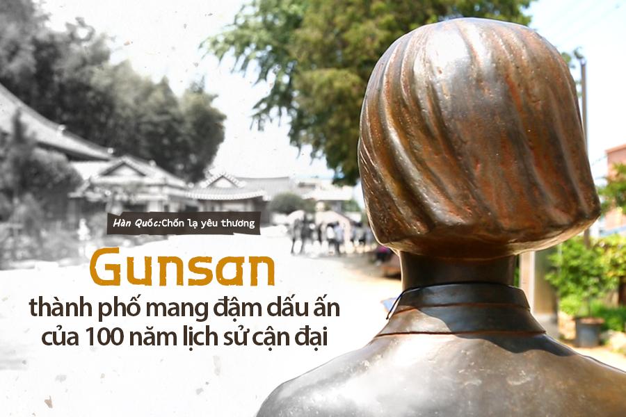 #23. Gunsan - thành phố mang đậm dấu ấn của 100 năm lịch sử cận đại