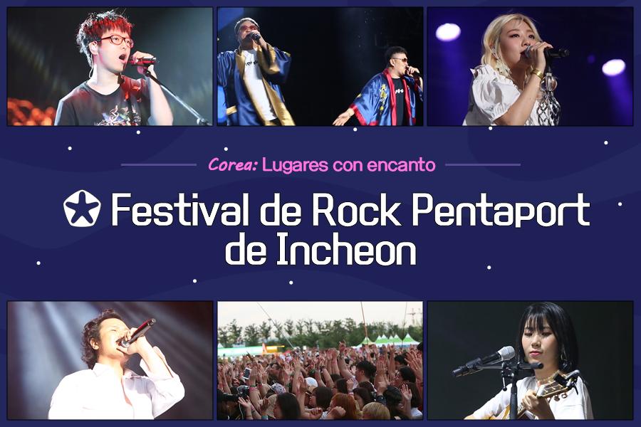 #26. Festival de Rock Pentaport de Incheon