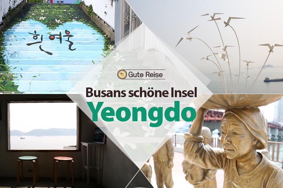 #29. Busans schöne Insel Yeongdo