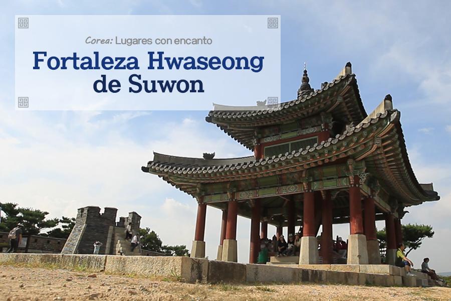#33. Fortaleza Hwaseong de Suwon