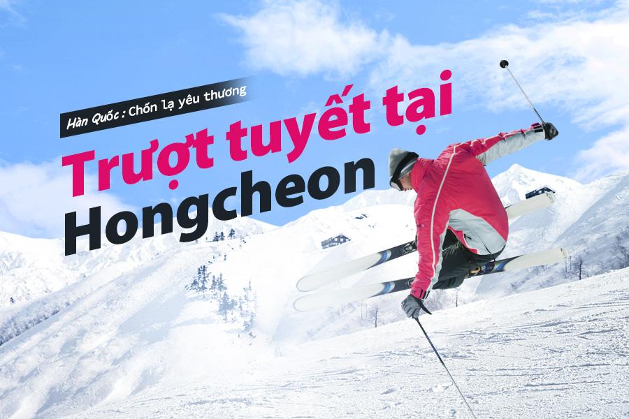 #47. Trượt tuyết tại Hongcheon