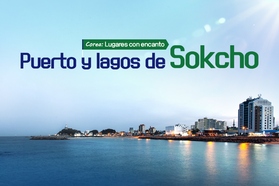 #50. Puerto y lagos de Sokcho