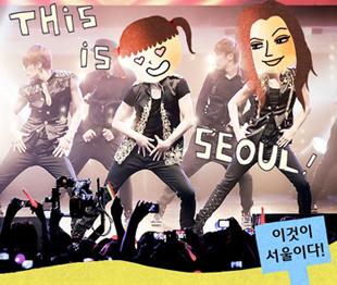 Seoul Tour with Yorae