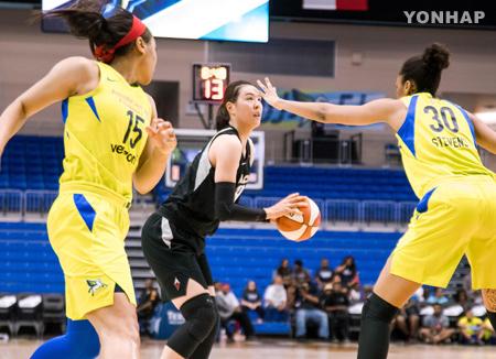 朴智修入WNBA开赛比赛名单