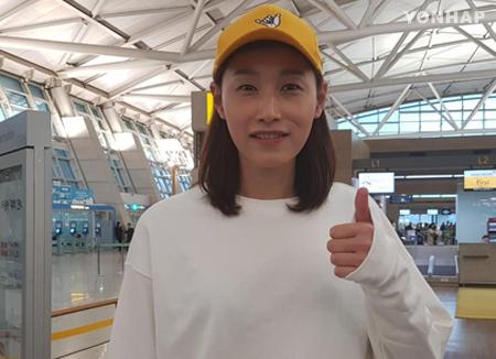 Volleyballspielerin Kim Yeon-kyung kehrt in die Türkei zurück
