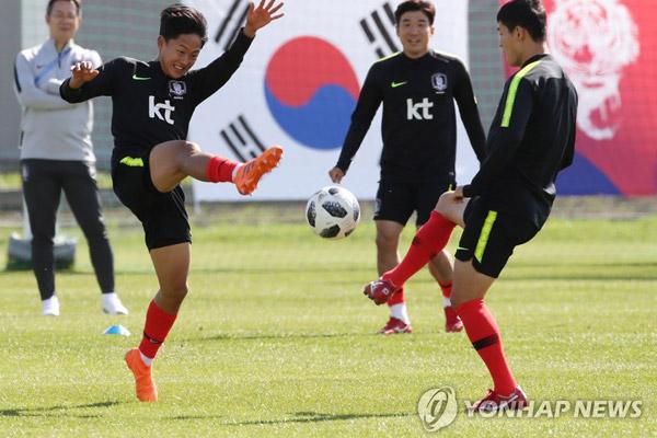 Südkoreanische Fußballspieler haben höchsten Marktwert in Asien