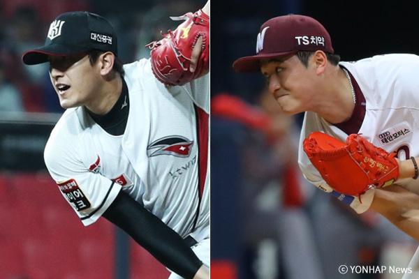 Base-ball : Ko et Choi montrent les muscles après leur non-sélection aux Jeux asiatiques