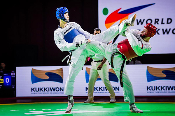 Grand prix mondial de taekwondo : Jang Jun et In Kyo-don remportent l'or