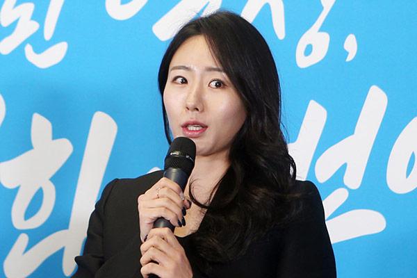 Eisschnellläuferin Lee Sang-hwa beendet Karriere