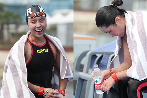 Schwimm-WM 2019: Lim Da-yeon belegt Platz 53 im Freiwasser
