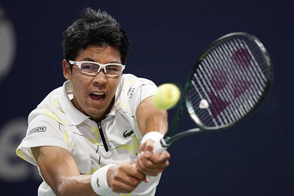US Open: Tennisspieler Chung Hyeon verliert in dritter Runde gegen Rafael Nadal