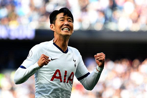 Son Heung-min wird voraussichtlich bald erfolgreichster koreanischer Torschütze in europäischen Ligen