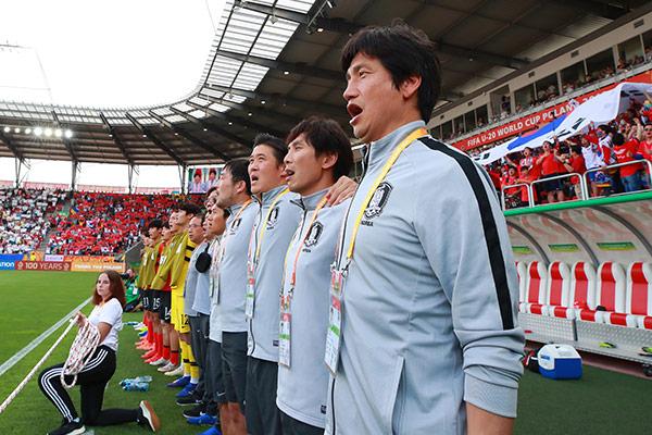 U-19-Fußballnationalmannschaft für Asienmeisterschaft qualifiziert