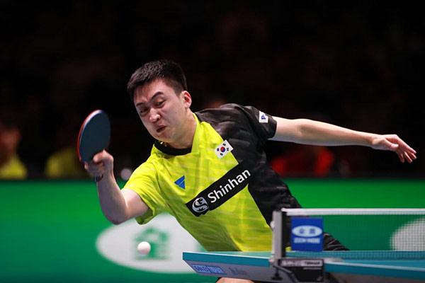 Südkoreanisches Tischtennis-Team gewinnt Weltcup-Silber