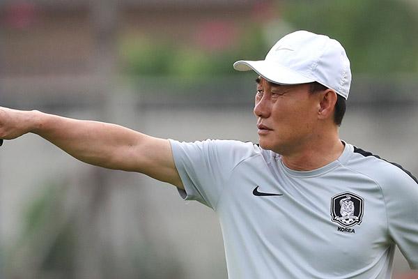 Fußball: Südkorea spielt gegen Australien um Olympia-Ticket